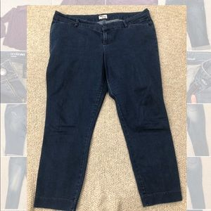 Old Navy Diva Skinny Ankle Jeans